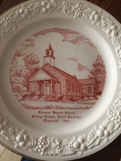 Collection of Church Plates
