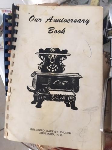 Several local cookbooks
