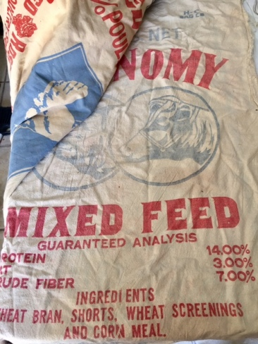 Feed bags