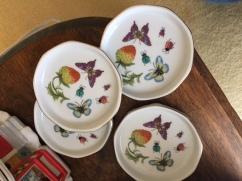 Coasters with matching mugs